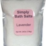 Review/Giveaway: Simply Bath Salts