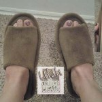 Nature's Sleep Memory Foam Slippers Review