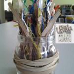 DIY : Twisty Tie Jar
