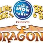Ringling Bros and Barnum & Bailey Circus presents DRAGONS in Salt Lake City, Utah 9/20-9/24