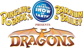 Ringling Bros and Barnum & Bailey Circus presents DRAGONS in Salt Lake City, Utah 9/20-9/24