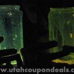 "Kids Corner: Homemade Glow in the Dark ""Pixie Dust"""
