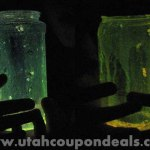 "Kids Corner: Homemade Glow in the Dark ""Pixie Dust"""