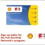 Sign up for Shell Fuel Rewards Network and save money on Gas!