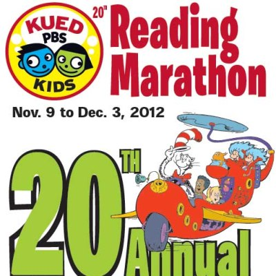20 Annual KUED Reading Marathon November 9th – December 3rd, 2012