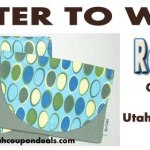 GIVEAWAY: Re-Usies Reusable Bags