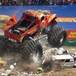 GIVEAWAY: Family 4-pack of tickets to MONSTER JAM in Salt Lake City!