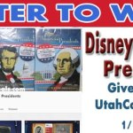 GIVEAWAY: Disney The American Presidents DVD Set + 8 FREE App codes!