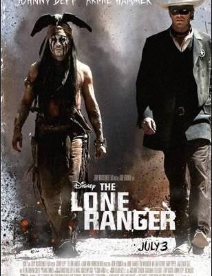The Lone Ranger Super Bowl Commercial Sneak Peak + Sweepstakes!