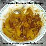Pressure Cooker Chili Recipe