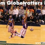 Harlem Globetrotters in Salt Lake City at EnergySolutions Arena