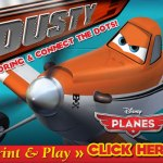 Disney Planes Coloring Pages Pages