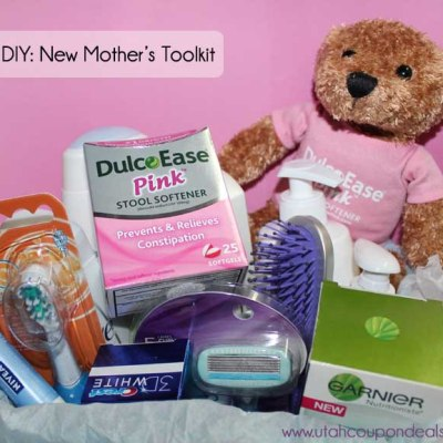 DIY: New Mothers Toolkit with DulcoEase® Pink™