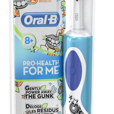 Oral-B Pro-Health For Me Rechargeable Toothbrush Review and Trick or Treat with America's ToothFairy