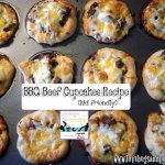 BBQ Beef Cupcakes Recipe