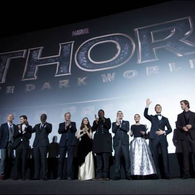 London premiere of THOR: THE DARK WORLD #ThorDarkWorldEvent