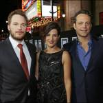 LIVE Twitter Chat with Chris Pratt, Cobie Smulders and Vince Vaughn TODAY!