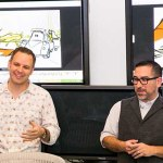 Interview with Dan Abraham and Art Hernandez – Storyboard Artists for Disney's PLANES #disneyplanesbloggers