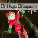 Elf Magic Elfcapades Ideas : Zipline
