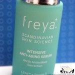 Freya Skin Care Intensive Anti-Aging Serum Review