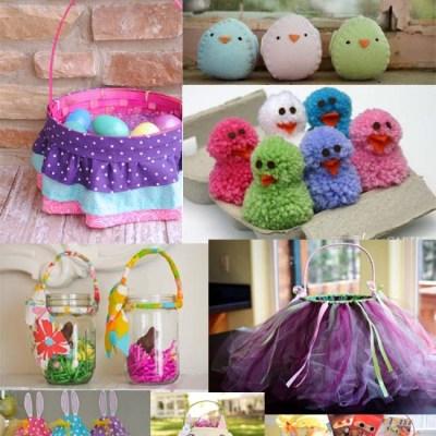 15 Creative Easter Basket Ideas for Kids