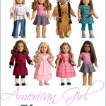 GIVEAWAY: American Girl Doll (ends 4/1)