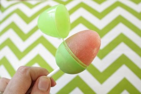 Easter Egg Popsicle