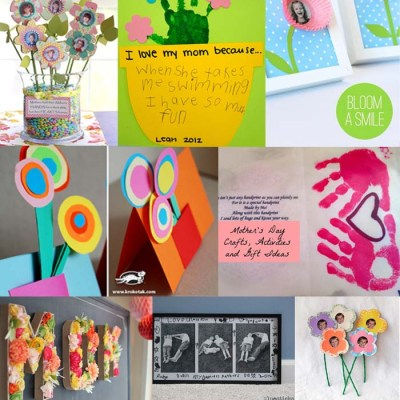 Mother's Day Crafts {Fabulous and Fun}
