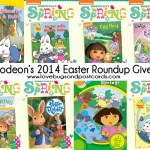 NICKELODEON Easter DVD Roundup Giveaway {ends 4/18}
