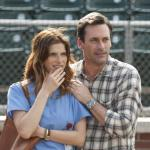 Million Dollar Arm - Lake Bell and John Hamm