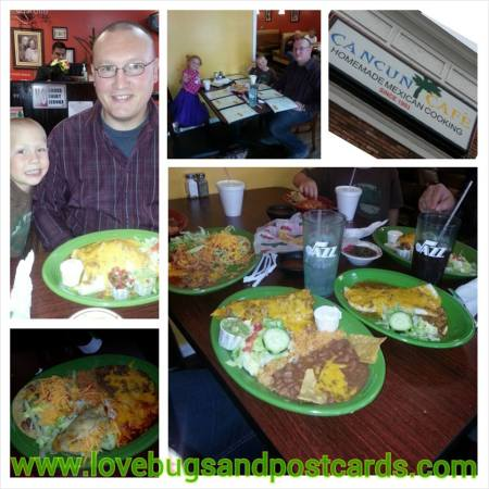 Cancun Cafe in Salt Lake City Utah - Homemade Mexican Cooking Made from Scratch Daily