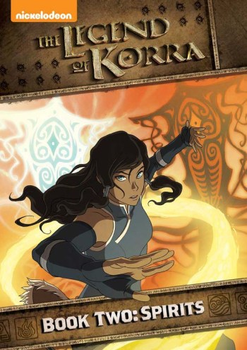 The Legend of Korra – Book Two: Spirits