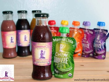 """Mamma Chia gives me energy and """"seeds my soul"""" #MammaChiaMagic"""