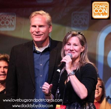 Salt Lake Comic Con 2014 #SLComicCon