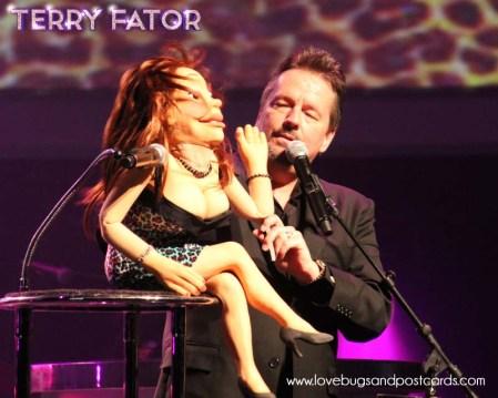 Terry Fator Review #LasVegas #TerryFator