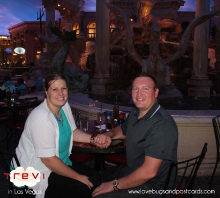 TREVI's Italian Restaurant Review