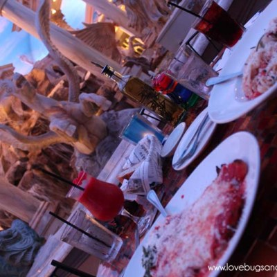 TREVI Italian Restaurant Las Vegas Review