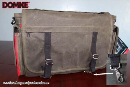 Tiffen Domke Next Generation Metro Messenger camera bag