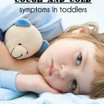Ways to treat cough and cold symptoms in toddlers