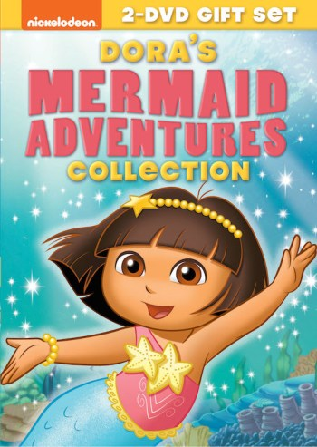 Dora the Explorer: Mermaid Adventures Collection