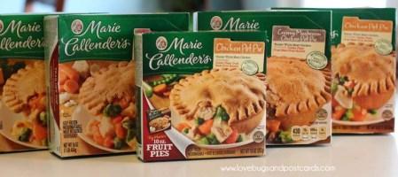 Marie Calendar's Pot Pies