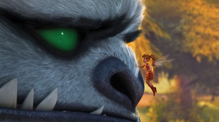 Fawn and Gruff - Tinkerbell and The Legend of the Neverbeast