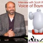 Scott Adsit - Voice of Baymax - Big Hero 6