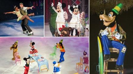 Disney On Ice Let's Celebrate in Salt Lake City 3/4-8