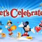 Disney on Ice Let's Celebrate! features over 50 celebrated Disney characters