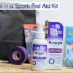What to put in a Sports First Aid Kit