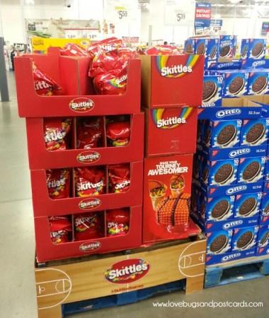 Skittles at Sams Club