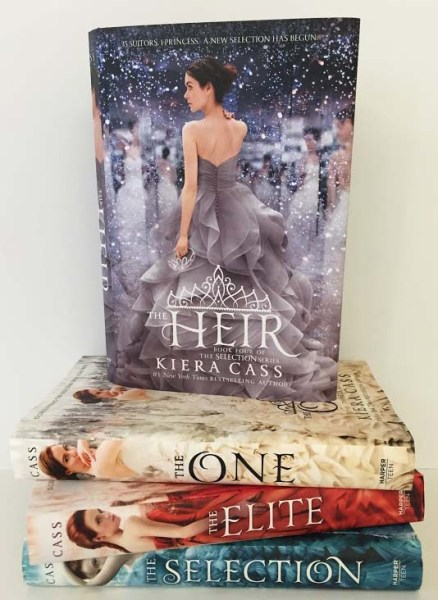 10 reasons you should read The Selection series