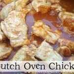 Dutch Oven Chicken Recipe