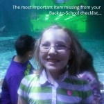 The most important item missing from your Back-to-School checklist… #EyeGiveBack